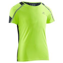 T-shirt voor atletiek kinderen Kiprun