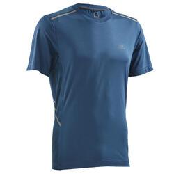 Hardoopshirt voor heren Run Dry+ Breathe blauw