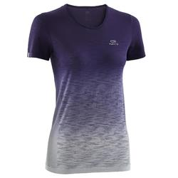 Kiprun Care Kalenji Women's Running T-shirt - Black