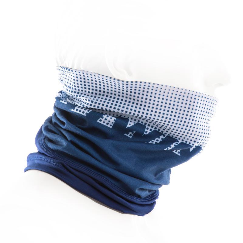 tour de cou 500 hiver bleu decathlon guadeloupe. Black Bedroom Furniture Sets. Home Design Ideas