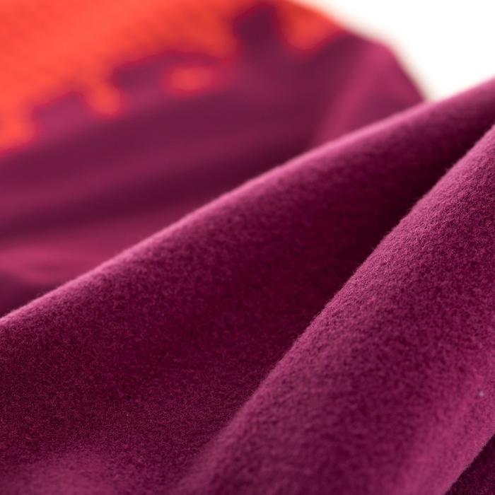 TOUR DE COU 500 HIVER violet