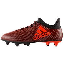 Voetbalschoenen voor volwassenen Ace 17.3 SG oranje