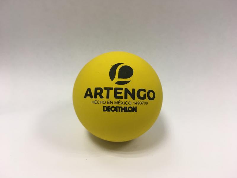Pelota de FRONTENIS ARTENGO FRONT BALL AMARILLO
