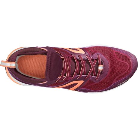 f89f8b46c20 Chaussures de marche nordique femme NW 500 Flex-H prune. Previous. Next