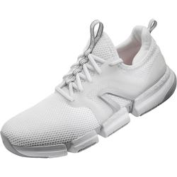 PW 590 Xtense Women's Fitness Walking Shoes - White/Grey