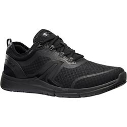 Soft 540 Mesh full Men's Fitness Walking Shoes - Black