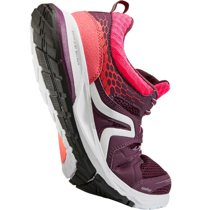 Damessneakers sportief wandelen PW 240 paars / roze