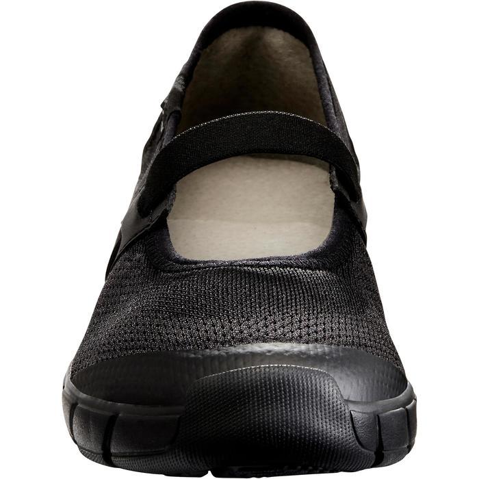 Bailarinas de marcha deportiva mujer Soft 520 negro
