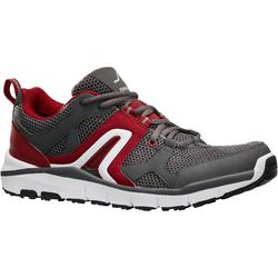 HW 500 Mesh Men's Fitness Walking Shoes - Grey