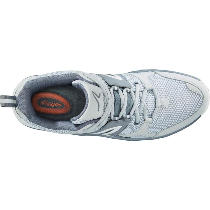 Chaussures marche sportive homme HW 500 Mesh marine - 1260616