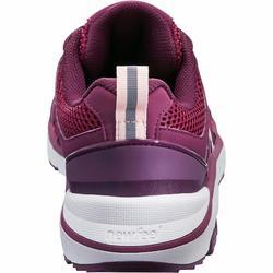 Chaussures marche sportive femme HW 500 Mesh violet