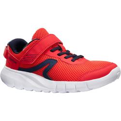 Soft 140 Fresh Children's Fitness Walking Shoes - Navy/Coral