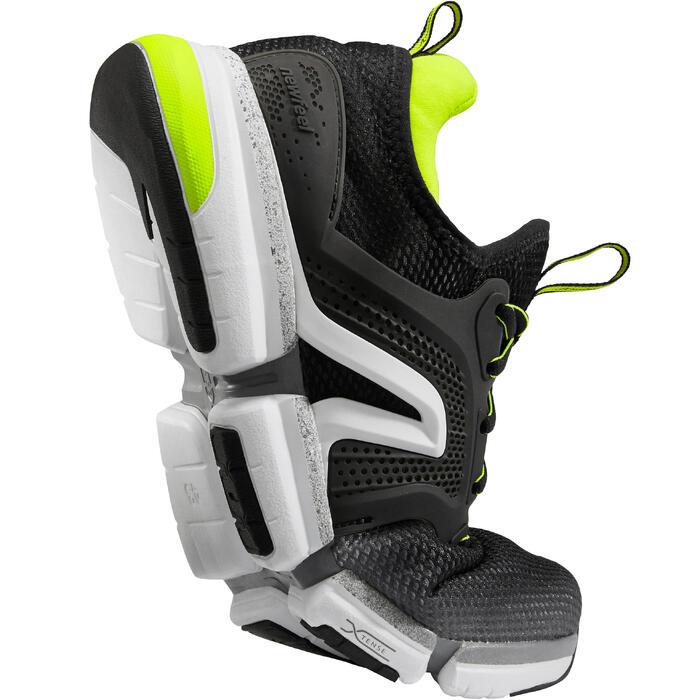 Chaussures marche sportive homme PW 590 Xtense gris / jaune - 1260668