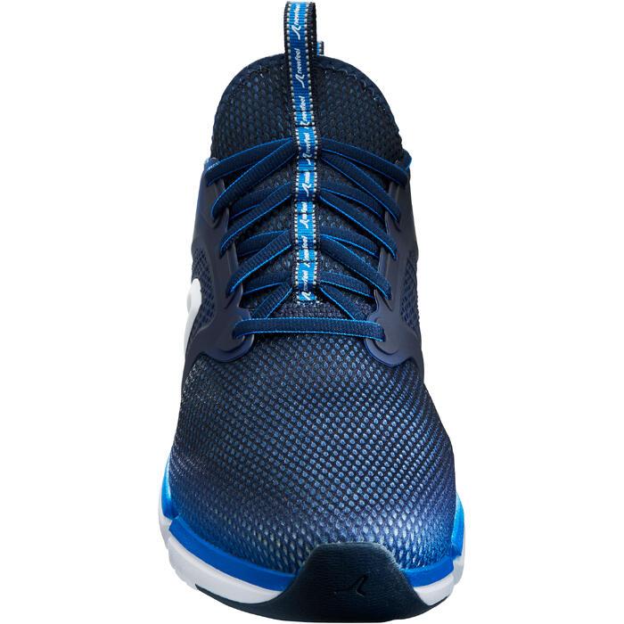 Chaussures marche sportive homme PW 590 Xtense gris / jaune - 1260678