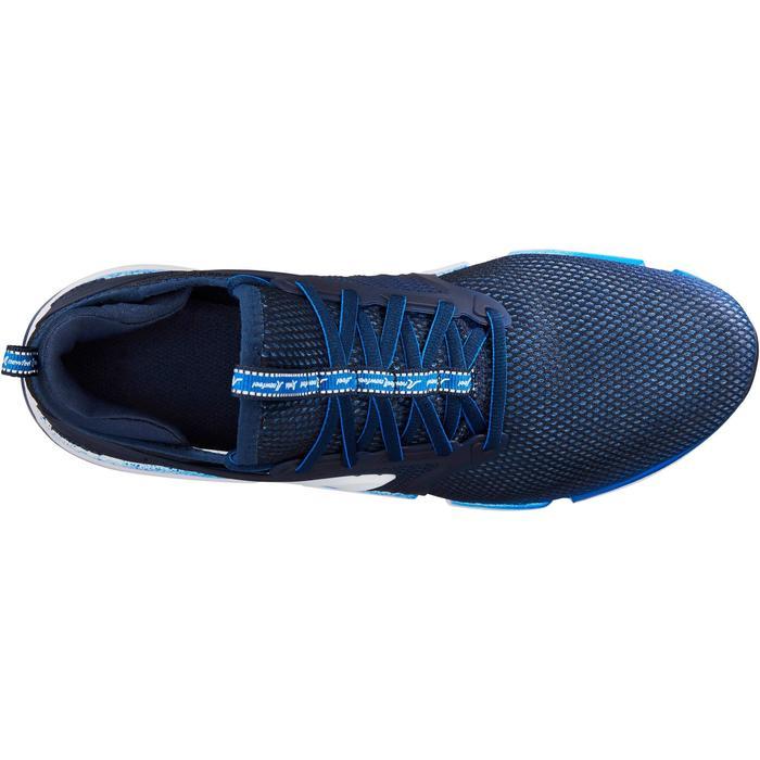 Chaussures marche sportive homme PW 590 Xtense gris / jaune - 1260692