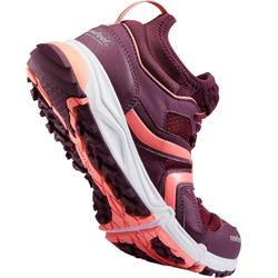 Nordic Walkingschuhe NW 500 Flex H Damen bordeaux