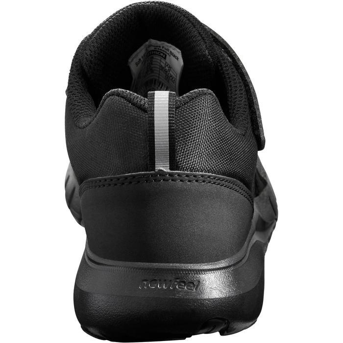 Kindersneakers Soft 140 full zwart