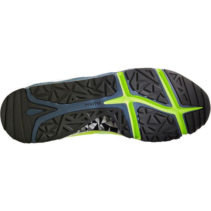 Chaussures marche sportive/athlétique homme PW 900 Propulse Motion jaune fluo - 1260751
