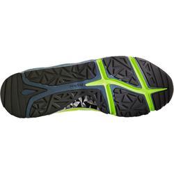 Zapatillas Marcha deportiva hombre Newfeel PW 900 Propulse Motion amarillo fluo