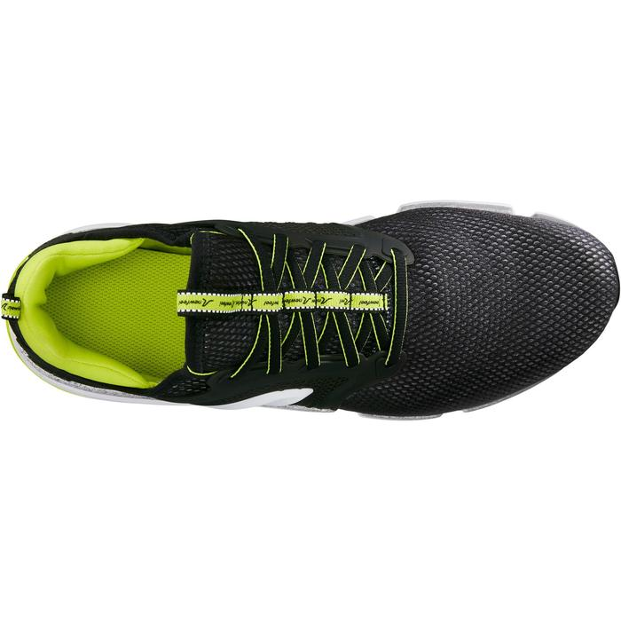 Chaussures marche sportive homme PW 590 Xtense gris / jaune - 1260753