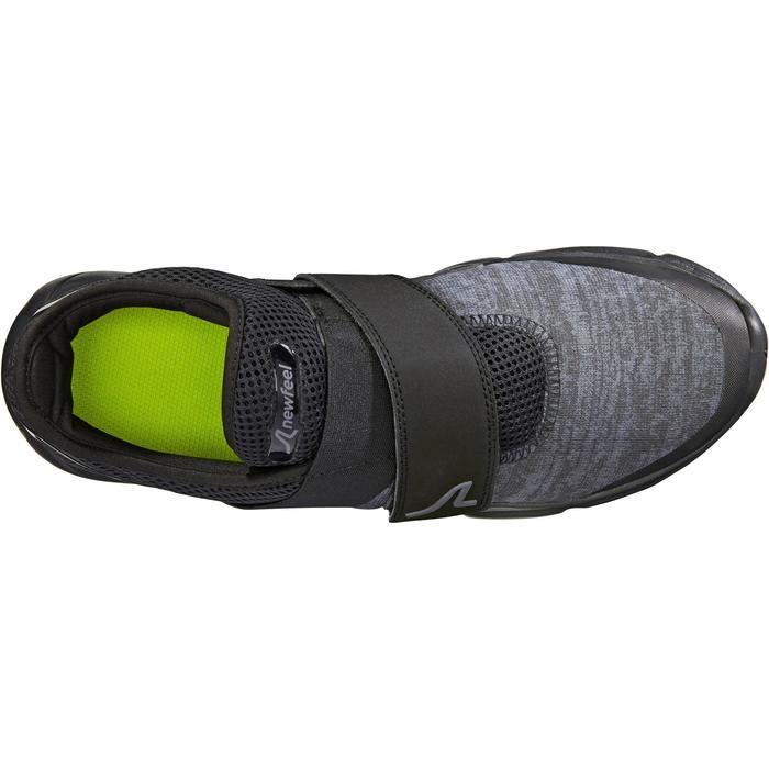 Chaussures marche sportive homme Soft 180 strap bleu foncé - 1260780