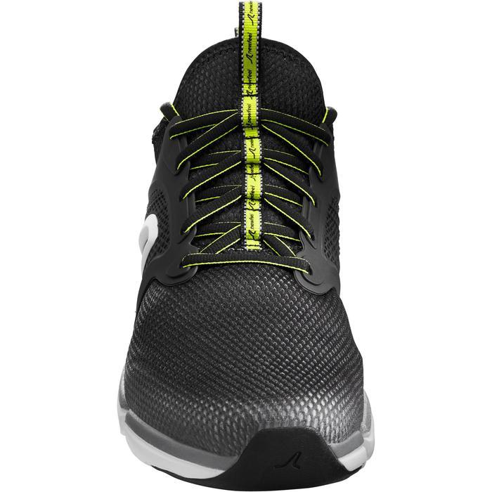 Chaussures marche sportive homme PW 590 Xtense gris / jaune - 1260810
