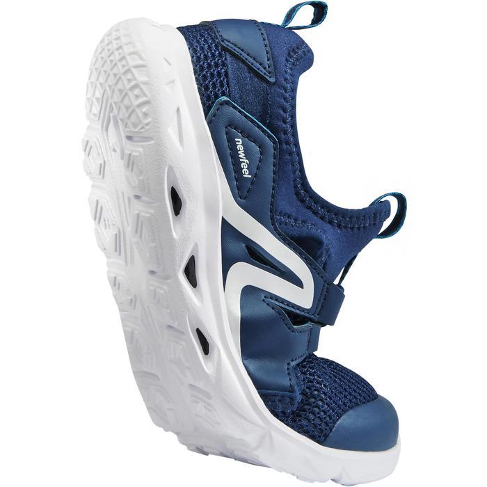 Sportschuhe PW 500 Fresh Kinder marineblau