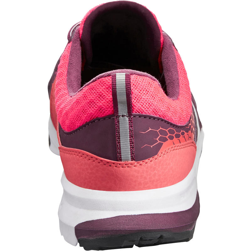 Walking Shoes for Women PW 240 - Pink/Purple