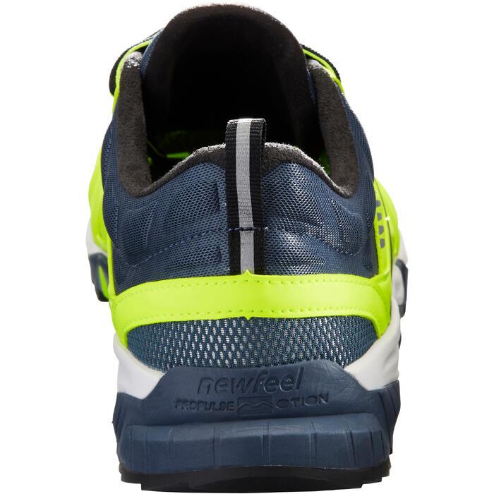 Chaussures marche sportive/athlétique homme PW 900 Propulse Motion jaune fluo - 1260824