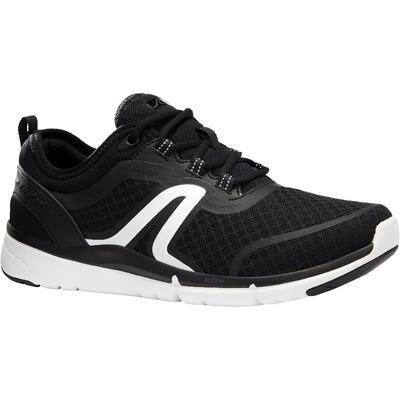 Soft 540 Mesh Women's Fitness Walking Shoes - Black/White