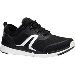 Soft 540 Mesh Women's Fitness Walking Shoes - Black/White
