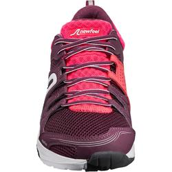 Chaussures marche athlétique femme PW 240 violet / rose
