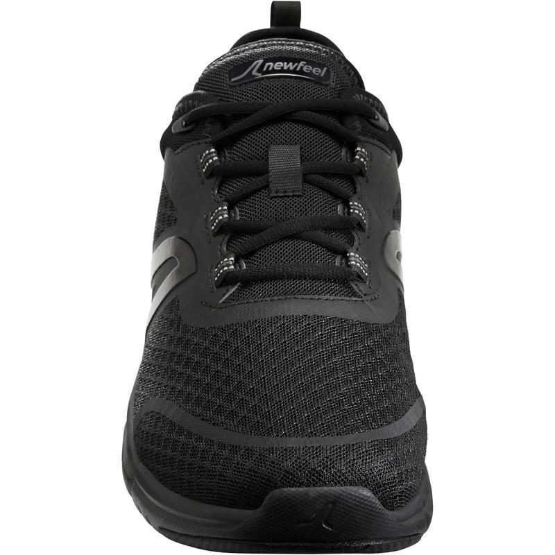 Walking Shoes for Men Soft 540 - Black