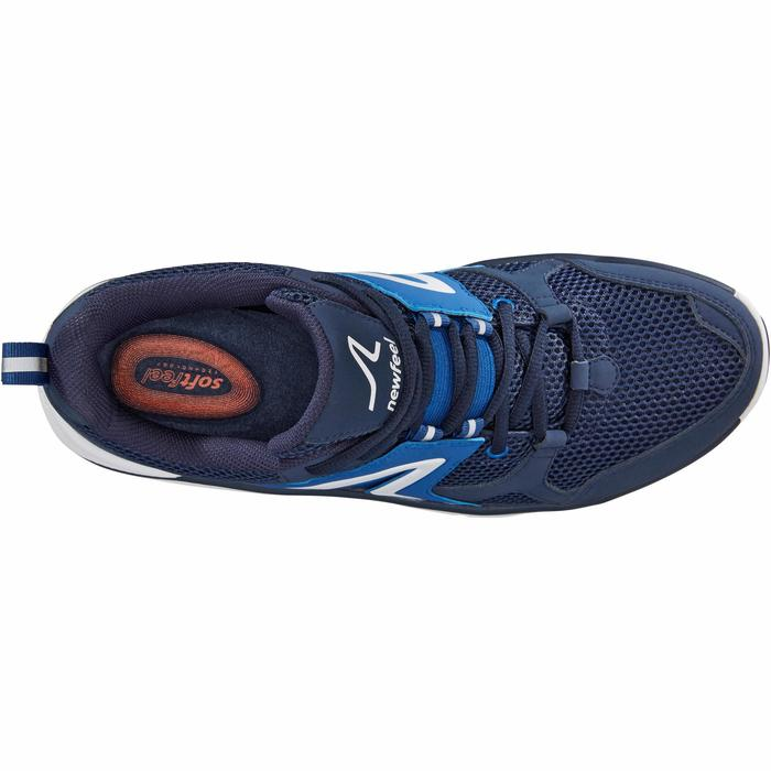Chaussures marche sportive homme HW 500 Mesh marine - 1260884