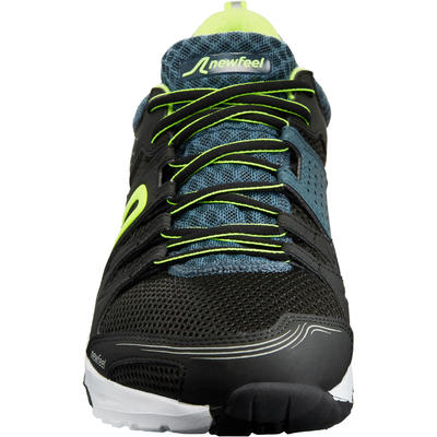 PW 240 plasmadry أحذية مشي للرجال-أسود/أخضر