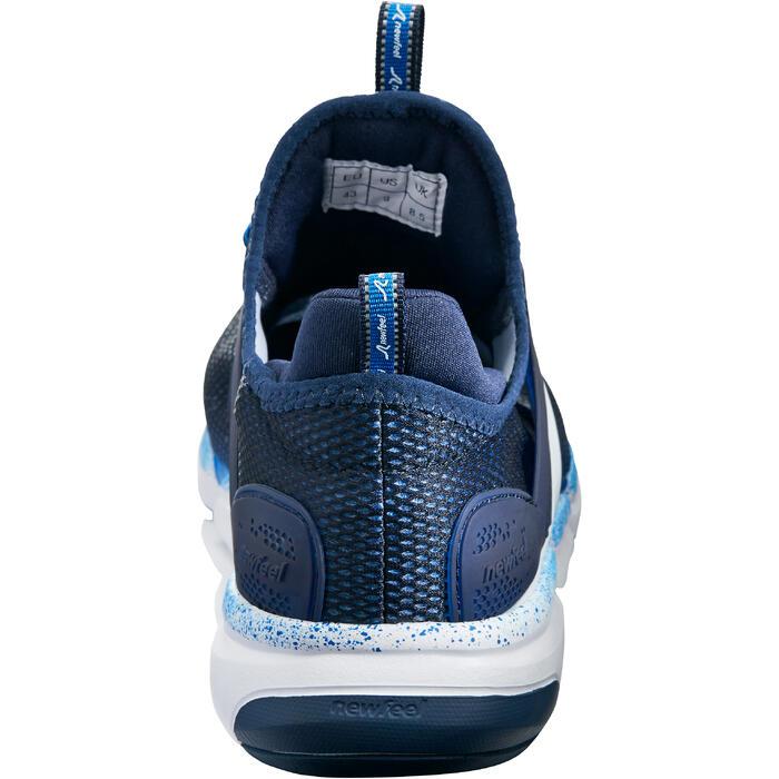 Chaussures marche sportive homme PW 590 Xtense gris / jaune - 1260900