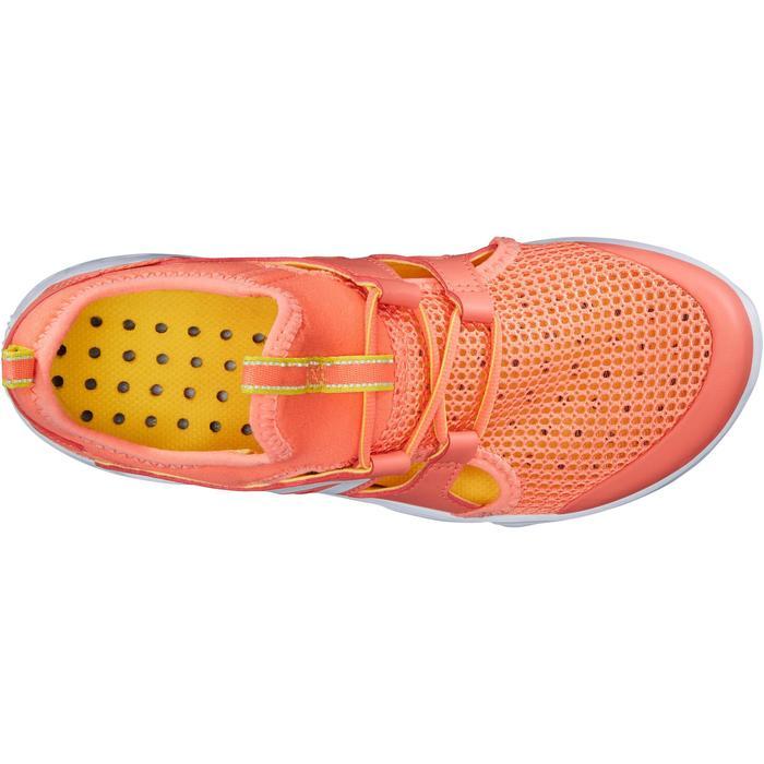 Zapatillas de marcha para niños PW 500 Fresh corales