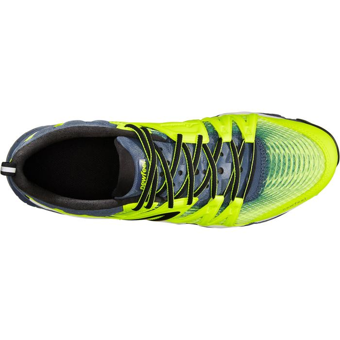 Chaussures marche sportive/athlétique homme PW 900 Propulse Motion jaune fluo - 1260924