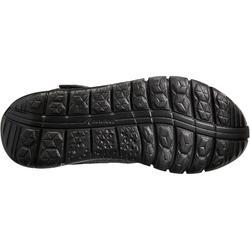 Zapatillas de Marcha Deportiva Newfeel Soft 140 niño negro
