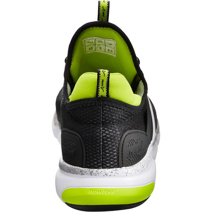 Chaussures marche sportive homme PW 590 Xtense gris / jaune - 1260956