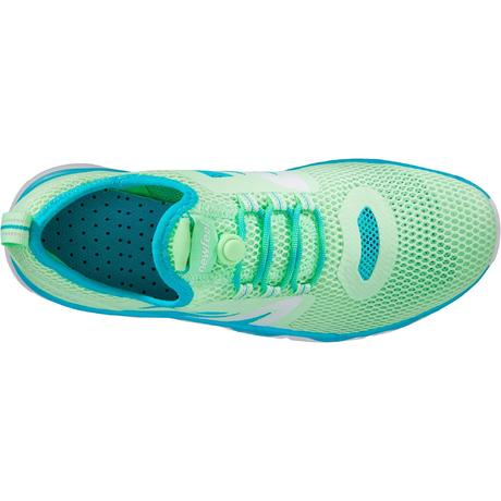 Sportive 500 Vert Newfeel Pw Fresh Chaussures Marche Femme qvRqIw