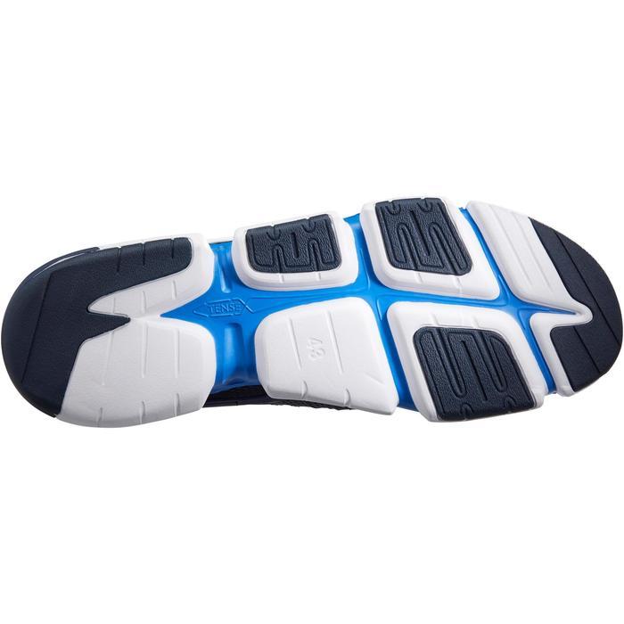 Chaussures marche sportive homme PW 590 Xtense gris / jaune - 1260987
