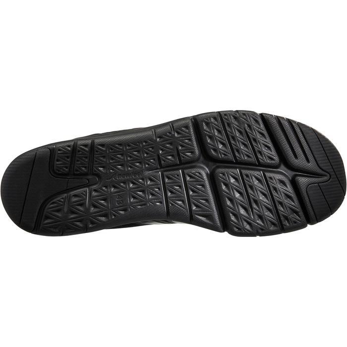 Walkingschuhe Soft 540 Mesh Herren schwarz
