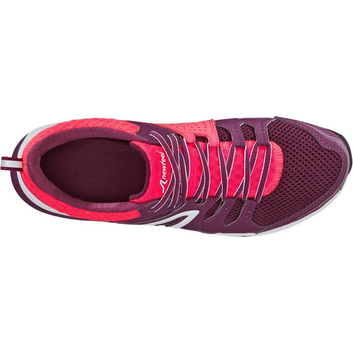 Chaussures marche sportive femme PW 240 violet / rose