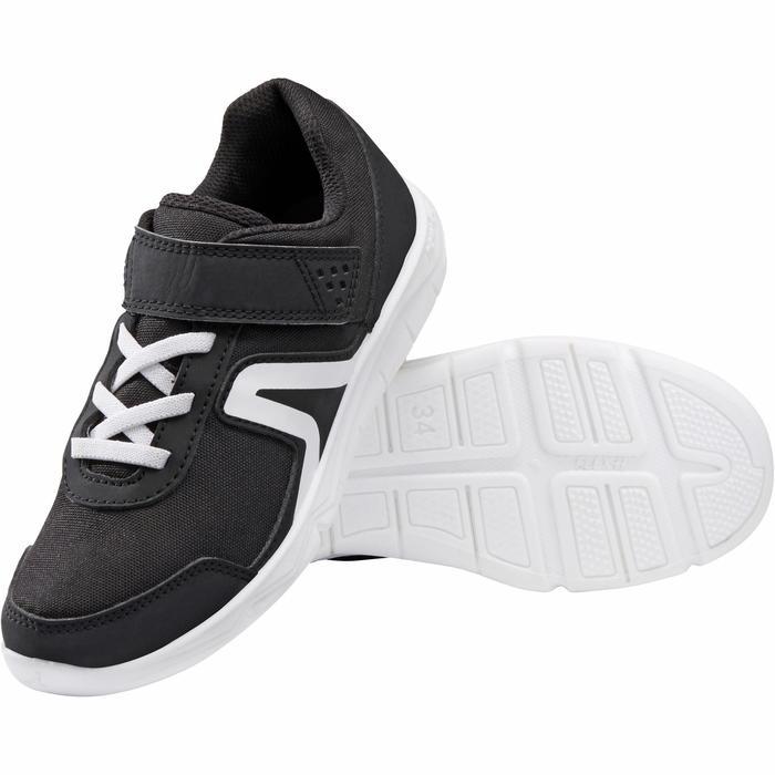 Wandelschoenen voor kinderen PW 100 zwart/wit
