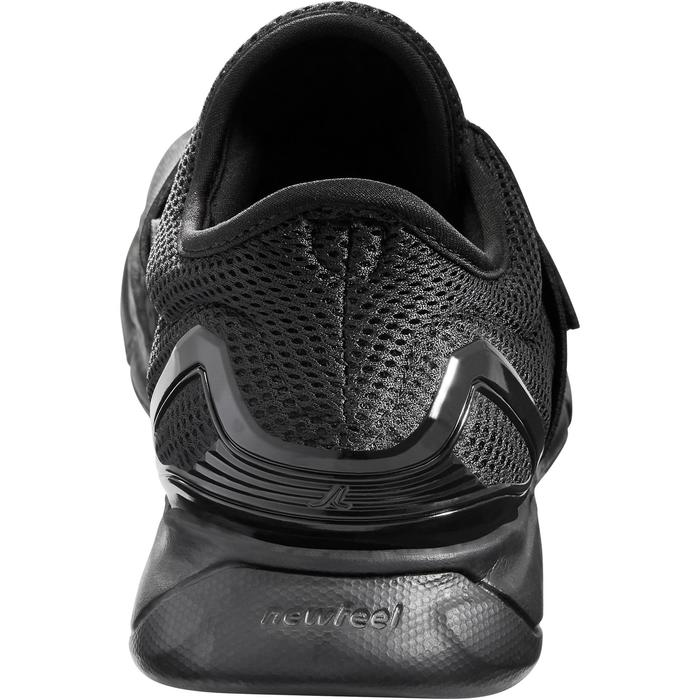 Chaussures marche sportive homme Soft 180 strap bleu foncé - 1261055