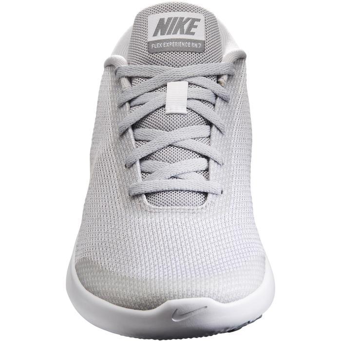 Chaussures marche sportive femme Flex Experience gris - 1261057
