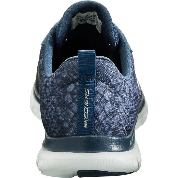 Chaussures marche sportive femme Flex Dual Lite bleu - 1261070