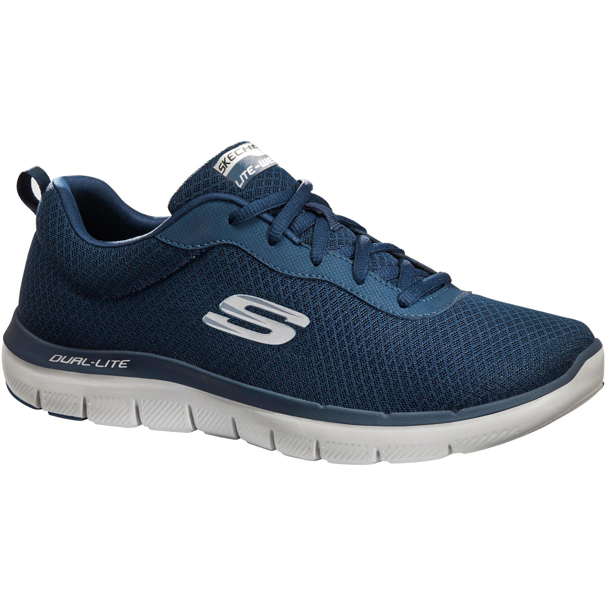 skechers homme memory foam lit weight
