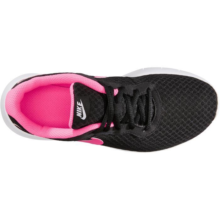 Chaussures marche sportive enfant Tanjun noir / rose - 1261092